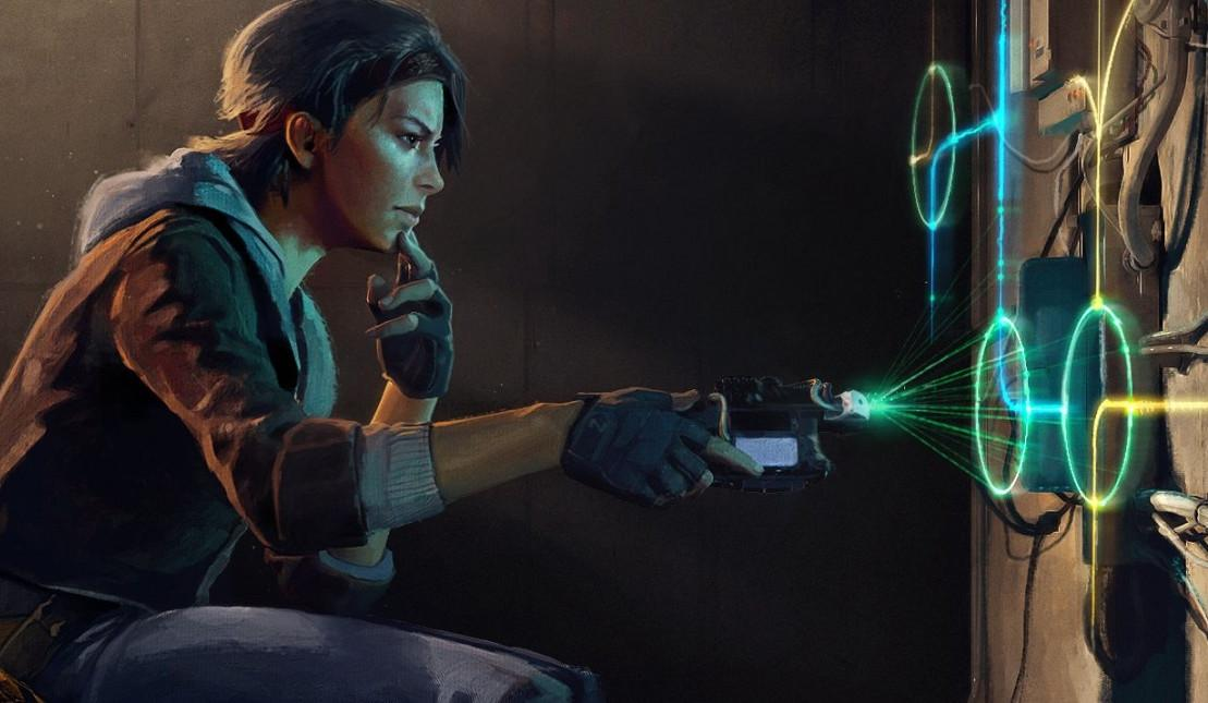 Для обычных людей - в Half-Life: Alyx можно поиграть на клавиатуре и мыши без VR-шлема - Gametech